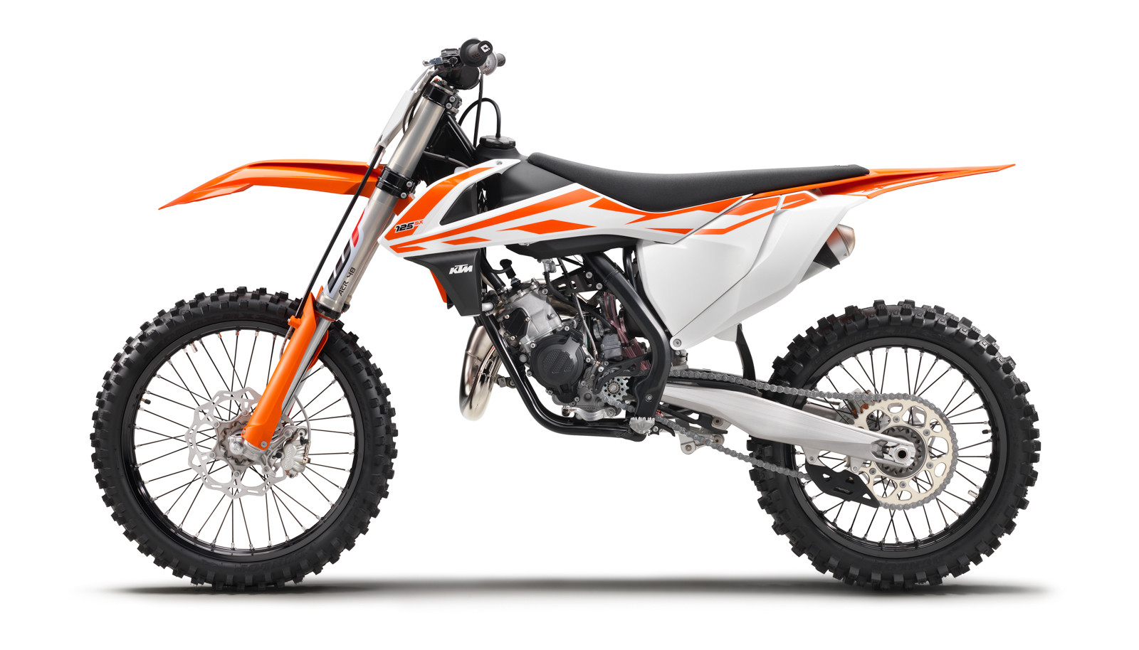 2017 ktm 125 sx first look 2017 ktm motocross and cross - Moto crosse ktm ...