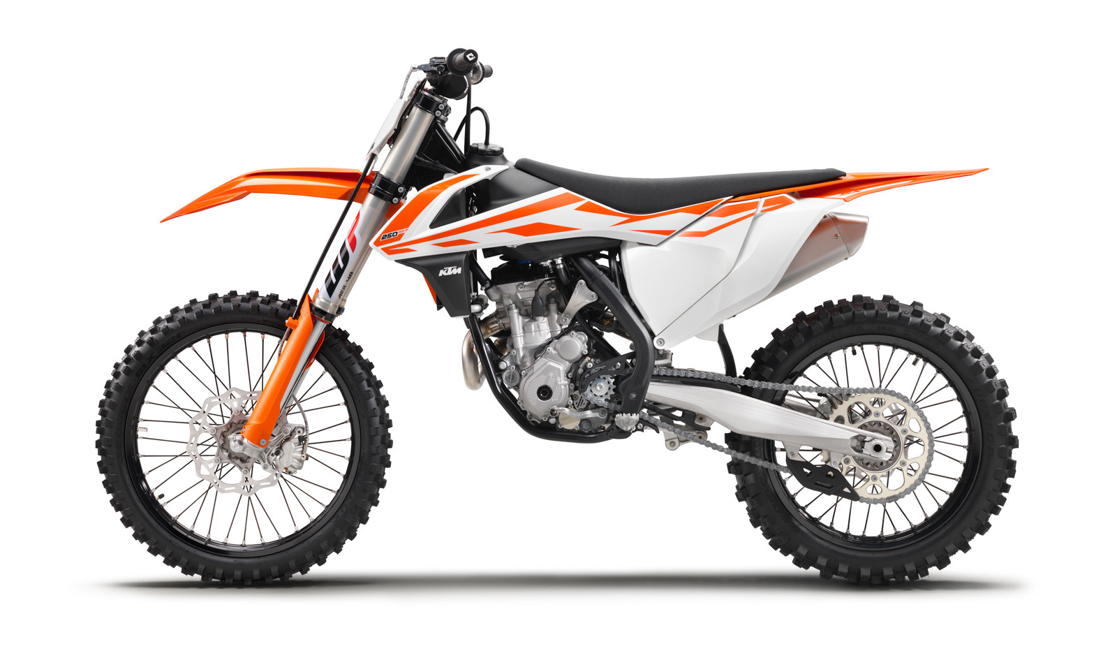 2017 KTM 250 SX-F - First Look: 2017 KTM Motocross and ...