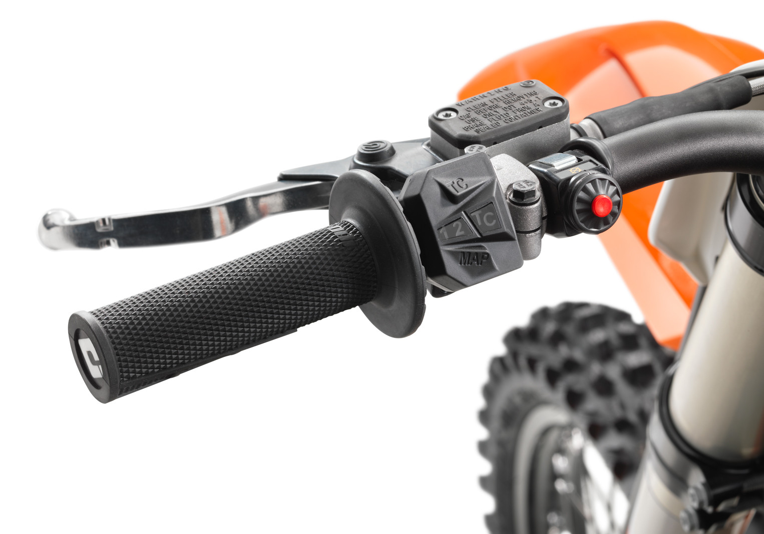 Ktm  Xcf Traction Control
