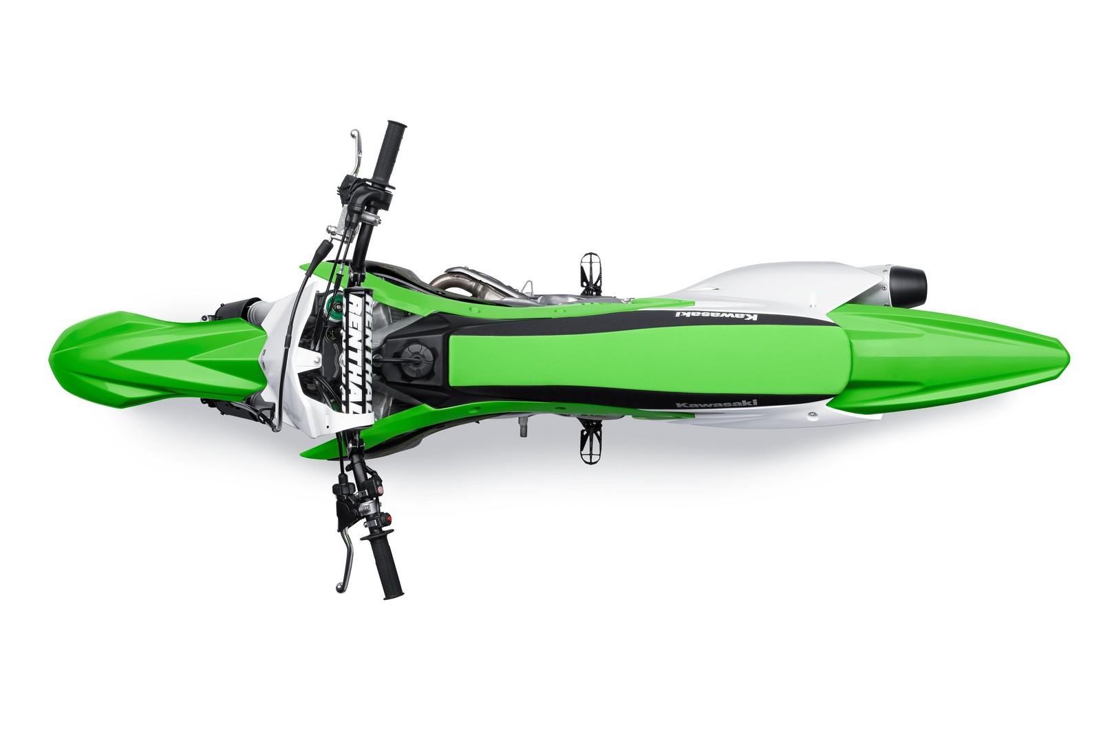 Kawasaki Kxf New Style Fenders