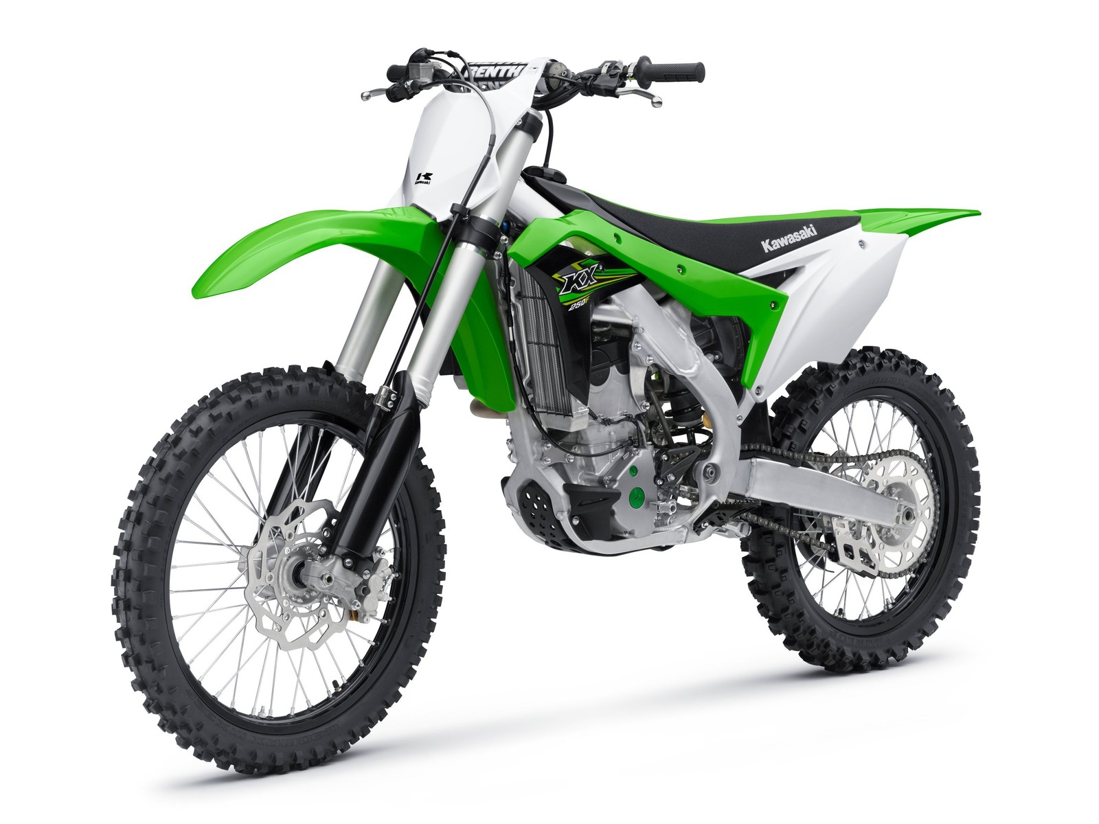 2017 Kawasaki KX250F - First Look: 2017 Kawasaki KX250F and KX450F ...