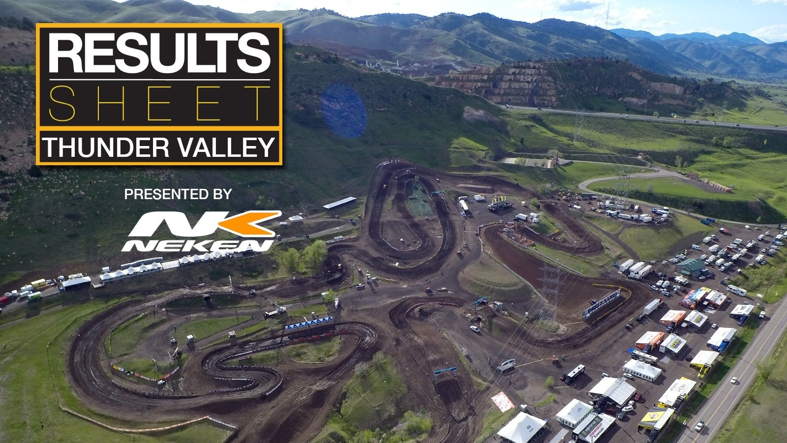 Results Sheet: Thunder Valley