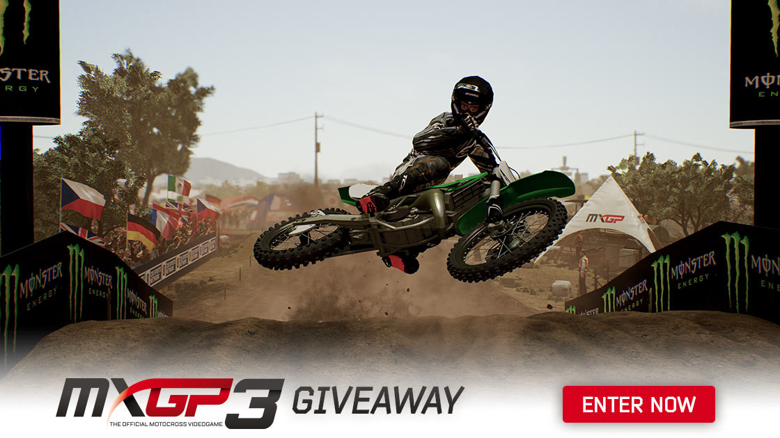 Win a Copy of MXGP3!