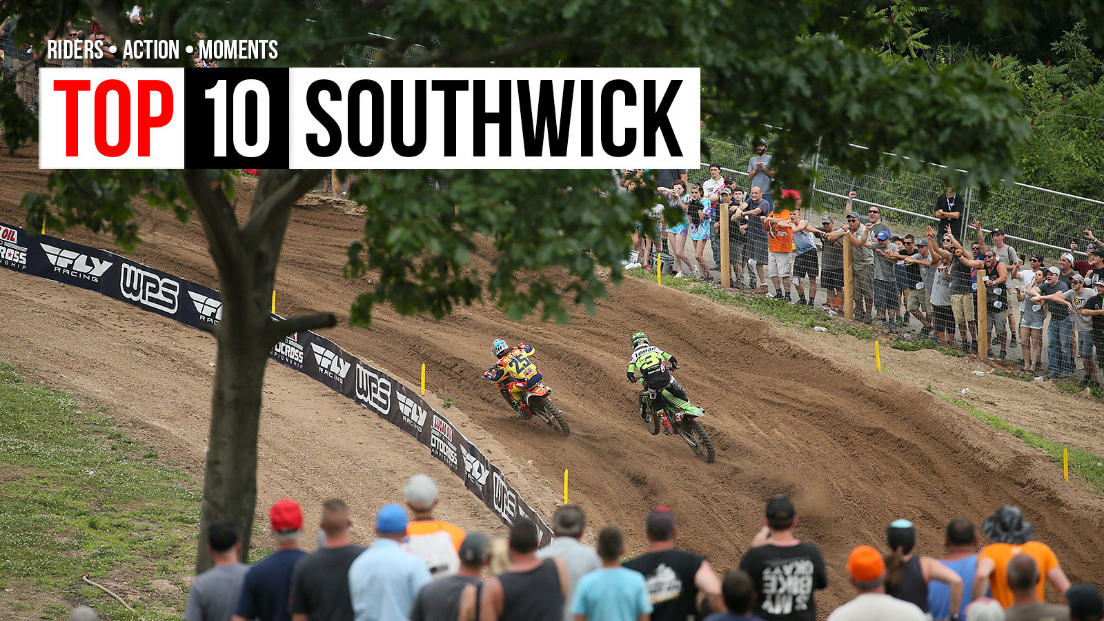 Top Ten: Southwick