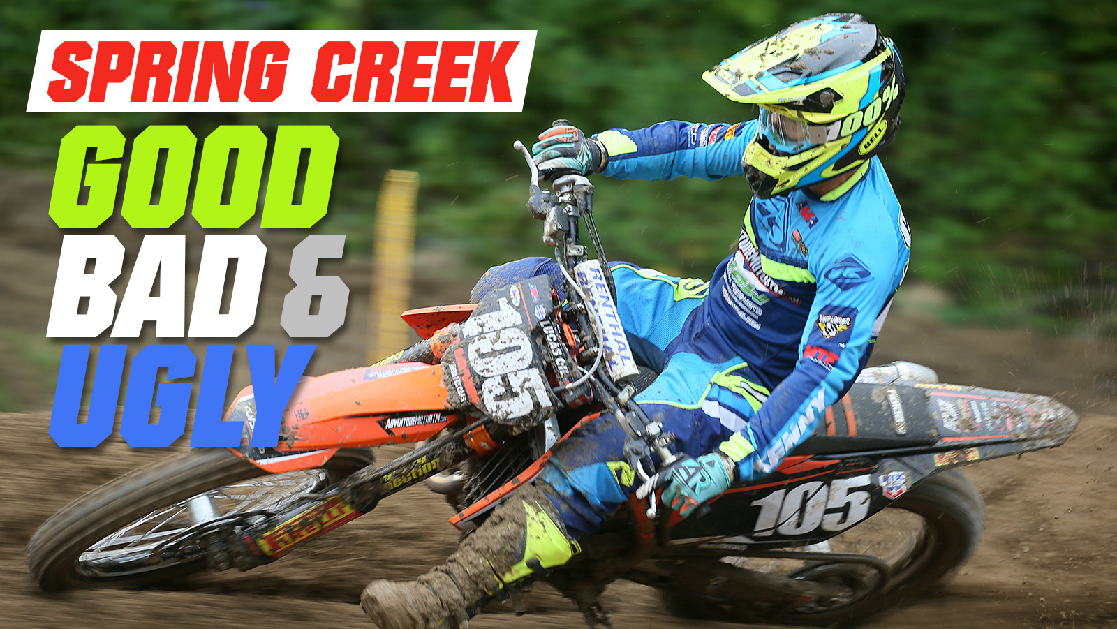 Spring Creek - The Good, the Bad, and the Ugly