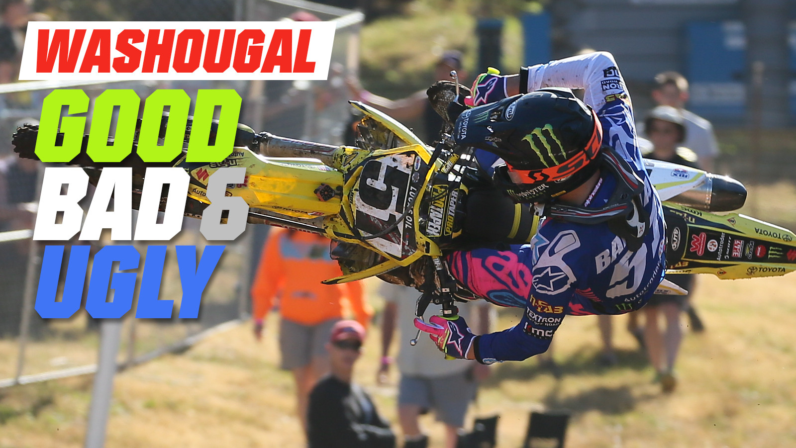Washougal - The Good, the Bad, and the Ugly
