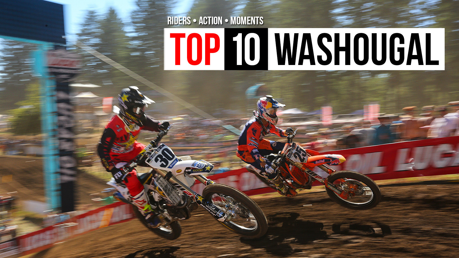 Top 10: Washougal