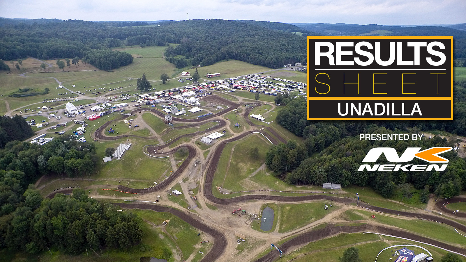 Results Sheet: Unadilla