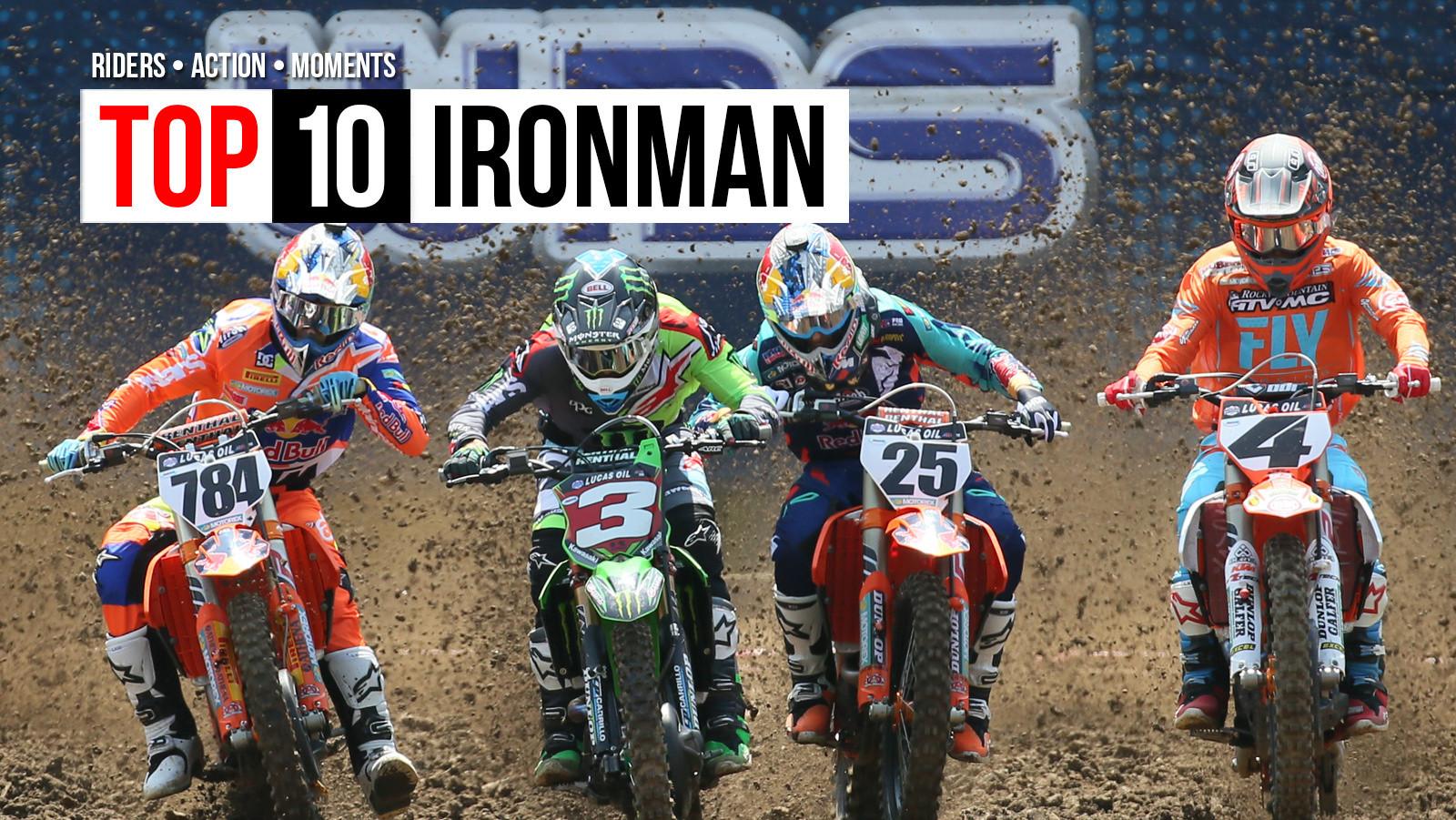 Top 10: Ironman