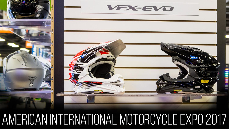 2017 AIMExpo - American International Motorcycle Expo