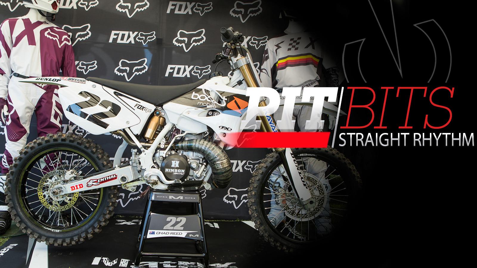 Vital MX Pit Bits: 2017 Red Bull Straight Rhythm