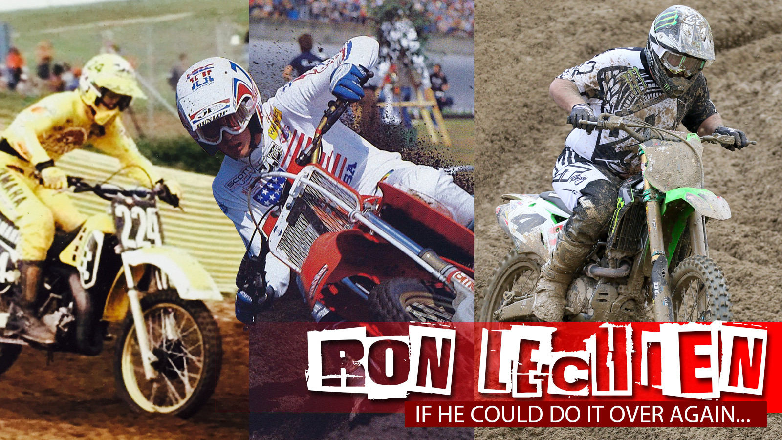 Ron Lechien: If He Could Do It Over Again...