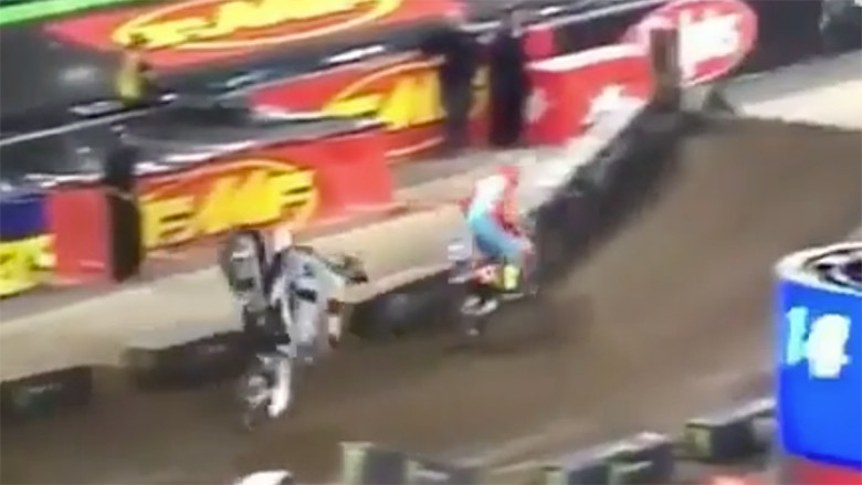 CRASH: Dean Wilson's Endo at Anaheim 1