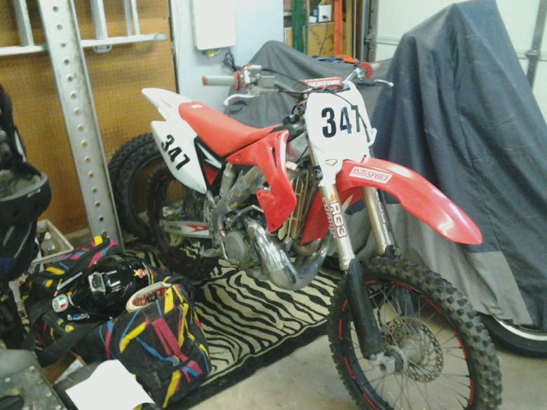 2003 cr250 project  - tech help  race shop - motocross forums    message boards