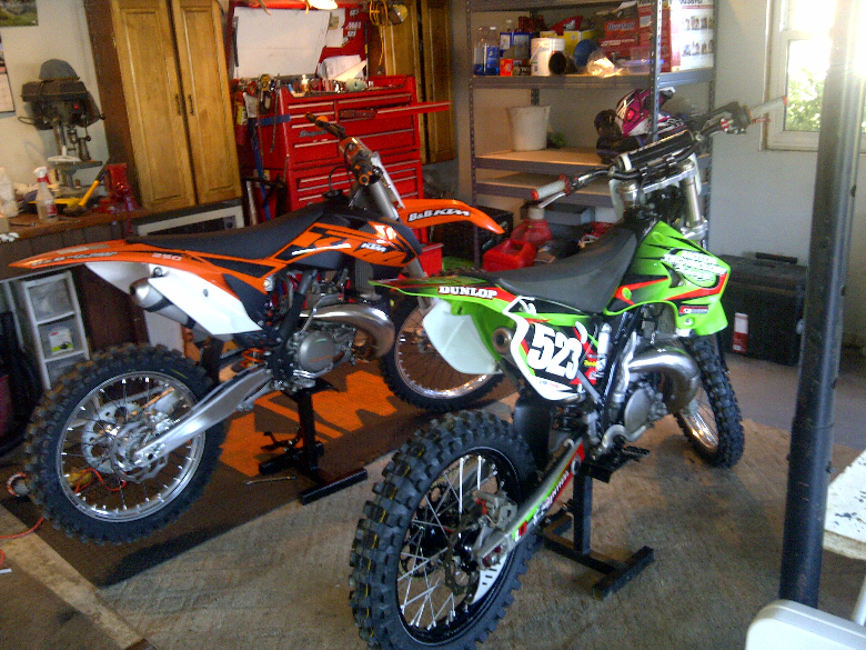 2013 ktm 250 sx - tech help/race shop - motocross forums / message