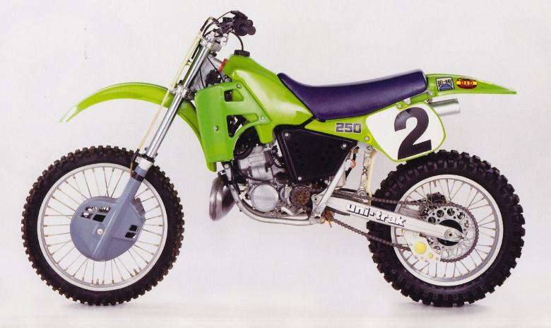 1974 kawasaki 100 dirt bike submited images
