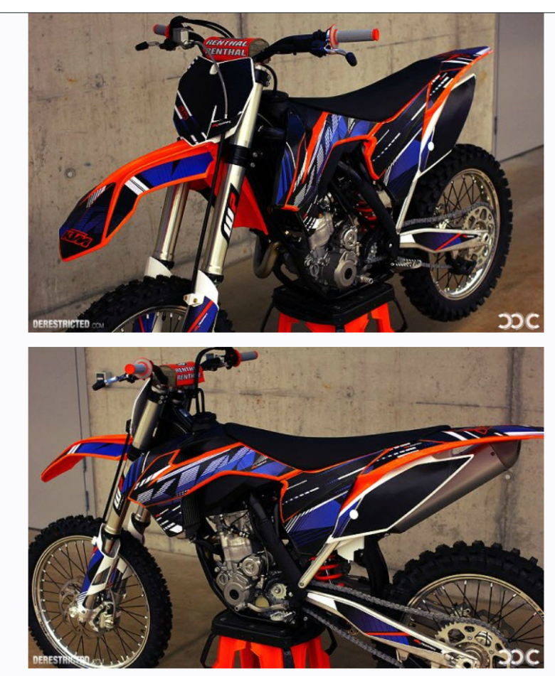 2013 red bull ktm graphics - moto-related - motocross forums