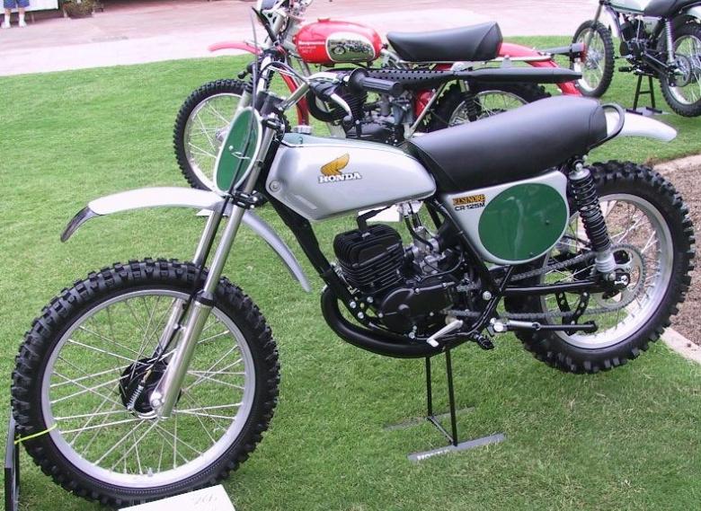Honda Cr250m Elsinore 1973 | Apps Directories