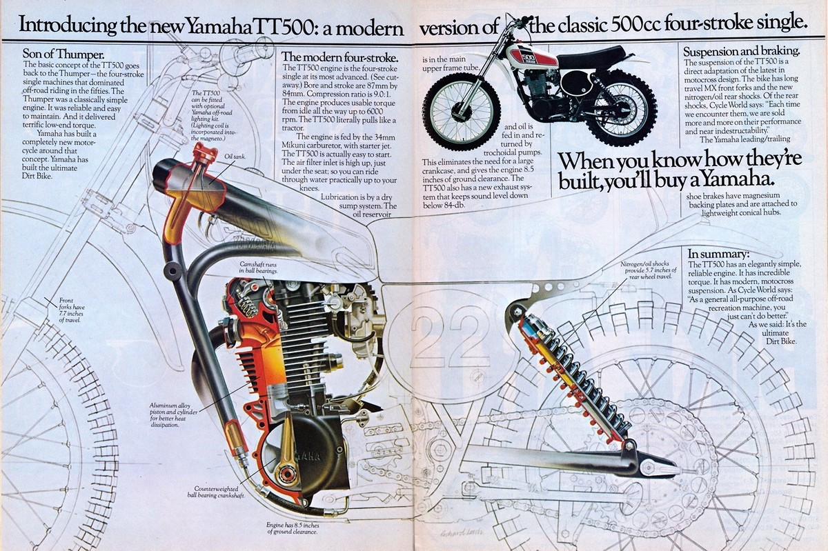 Sr500 Wiring Diagram Auto Electrical 1980 B Tracker Schematic Xs1100