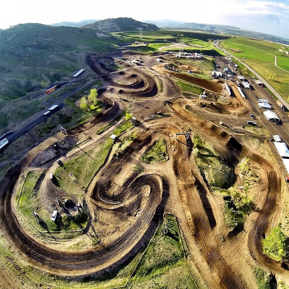 Rd 2 thunder valley lucas oil mx nationals moto for House of tracks