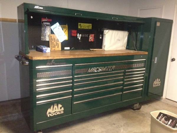 Craigslist find. Tool box for the shop. - Moto-Related - Motocross ...