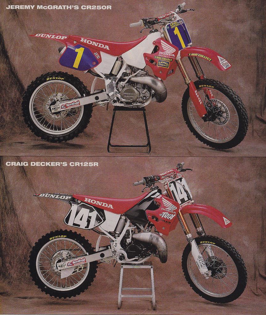 Honda Of Troy Cr125 >> Craig Deckers Honda of Troy Cr125 - Old School Moto - Motocross Forums / Message Boards - Vital MX
