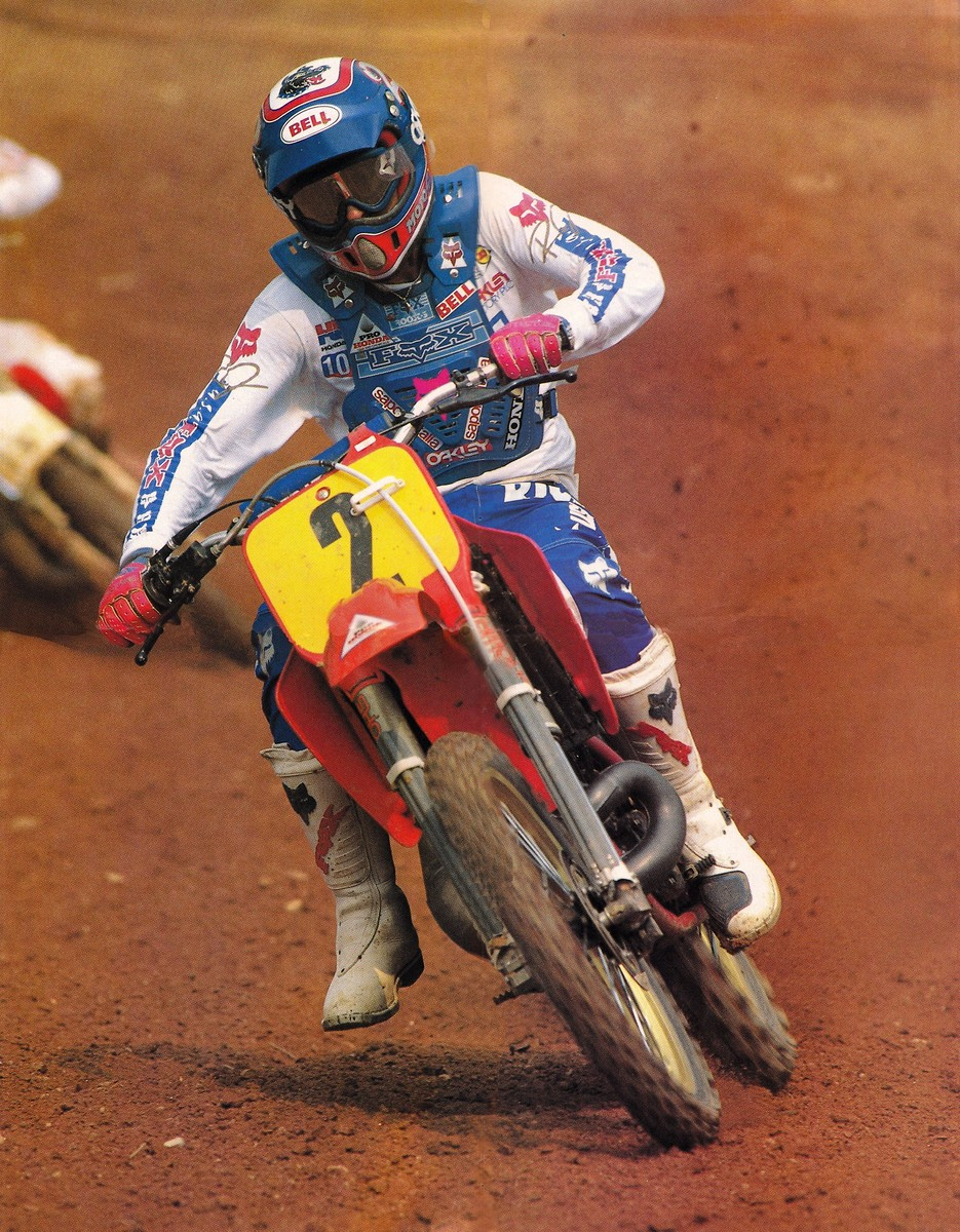 pictures of Rick Johnson - Moto-Related - Motocross Forums