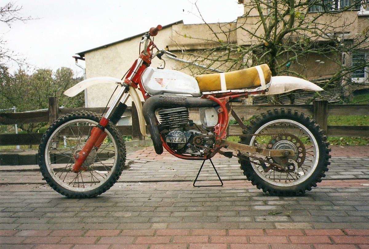 1977 moto villa mx 380 old school moto motocross forums message boards vital mx. Black Bedroom Furniture Sets. Home Design Ideas
