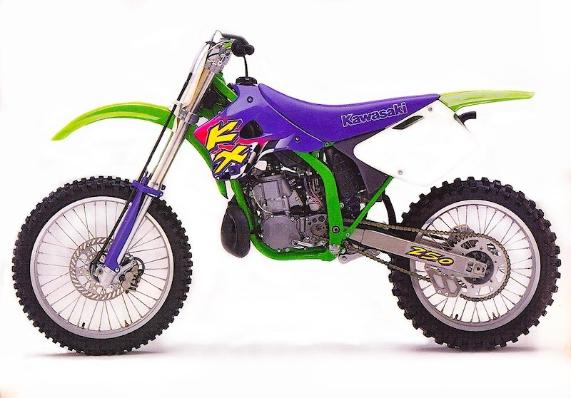 this week's classic steel looks back at the the 1996 kawasaki