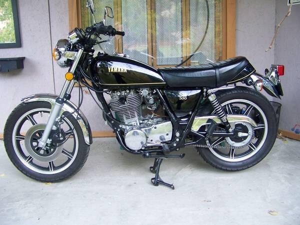 Yamaha SR500 & SR400 Forum • View topic - REALLY nice SR