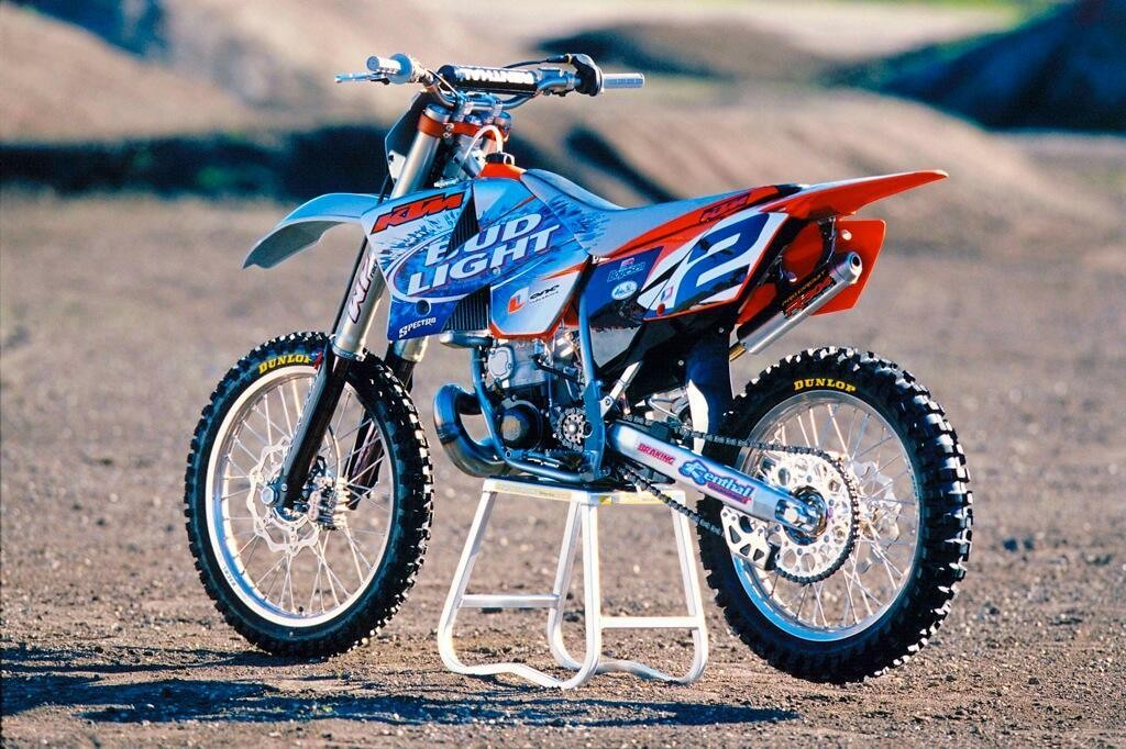 Jeremy Mcgrath Bud Light Ktm