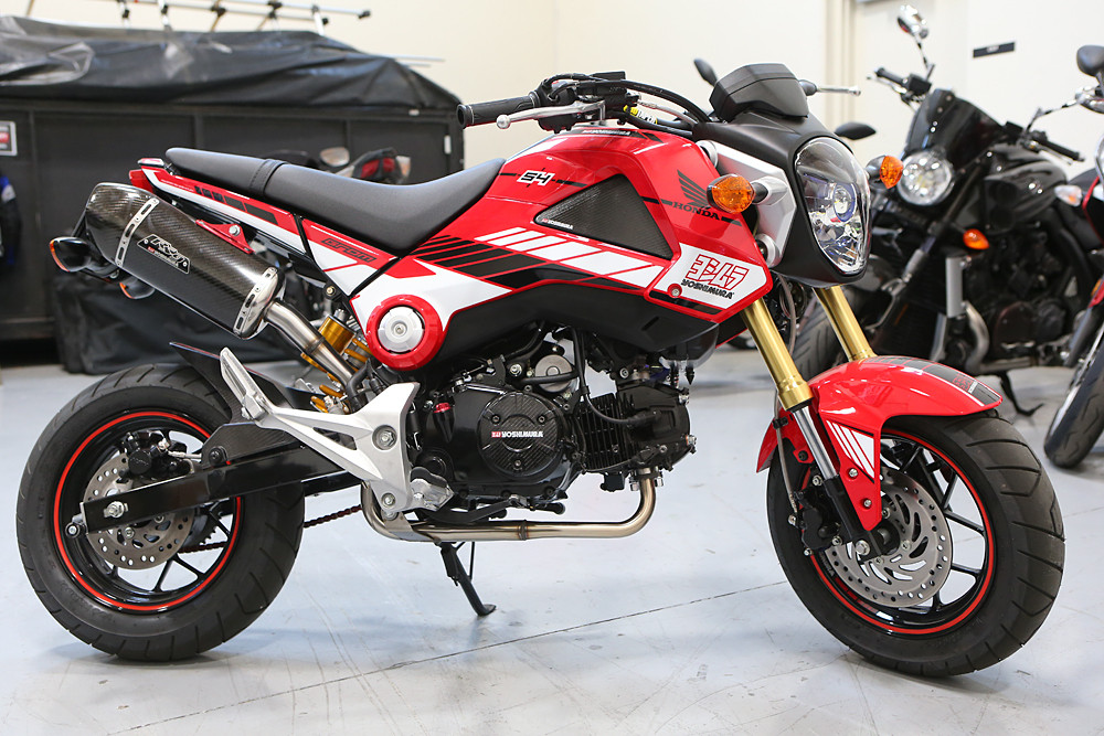 Trick Honda Ruckus - txmotocross classified section - Moto ...