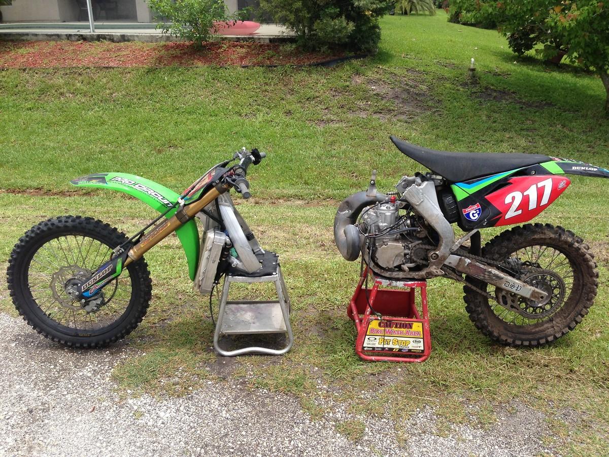 Кросс мотоциклы 20