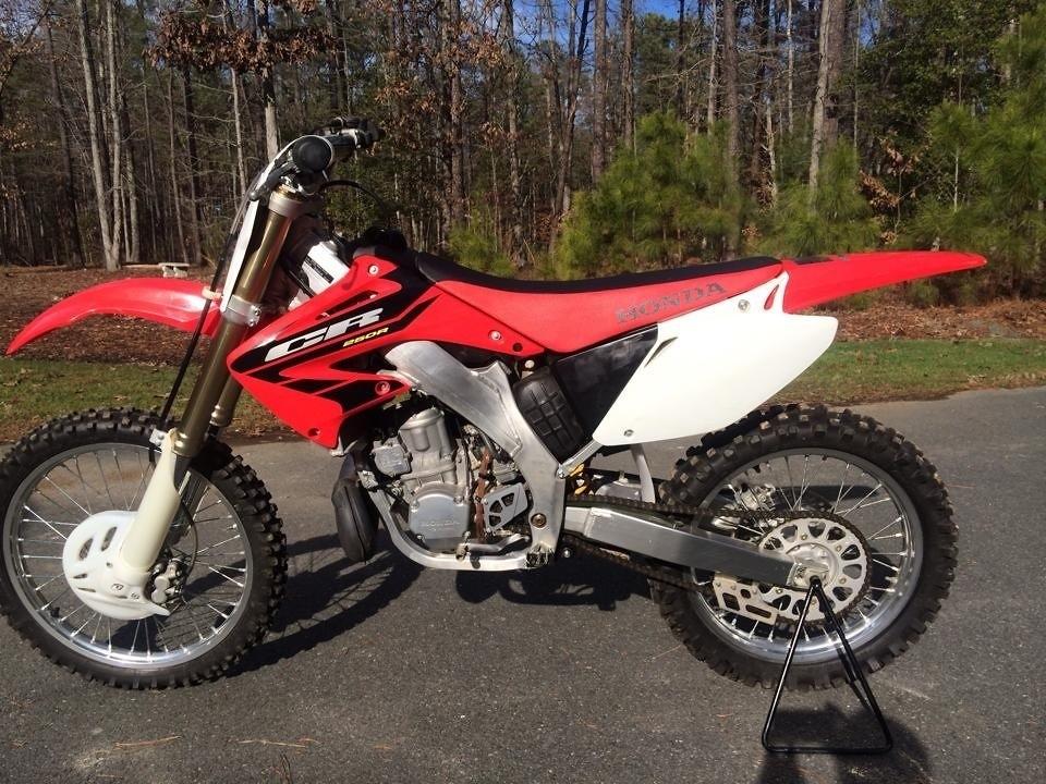 """Honda Motocross Bikes Our """"new"""" 20..."""