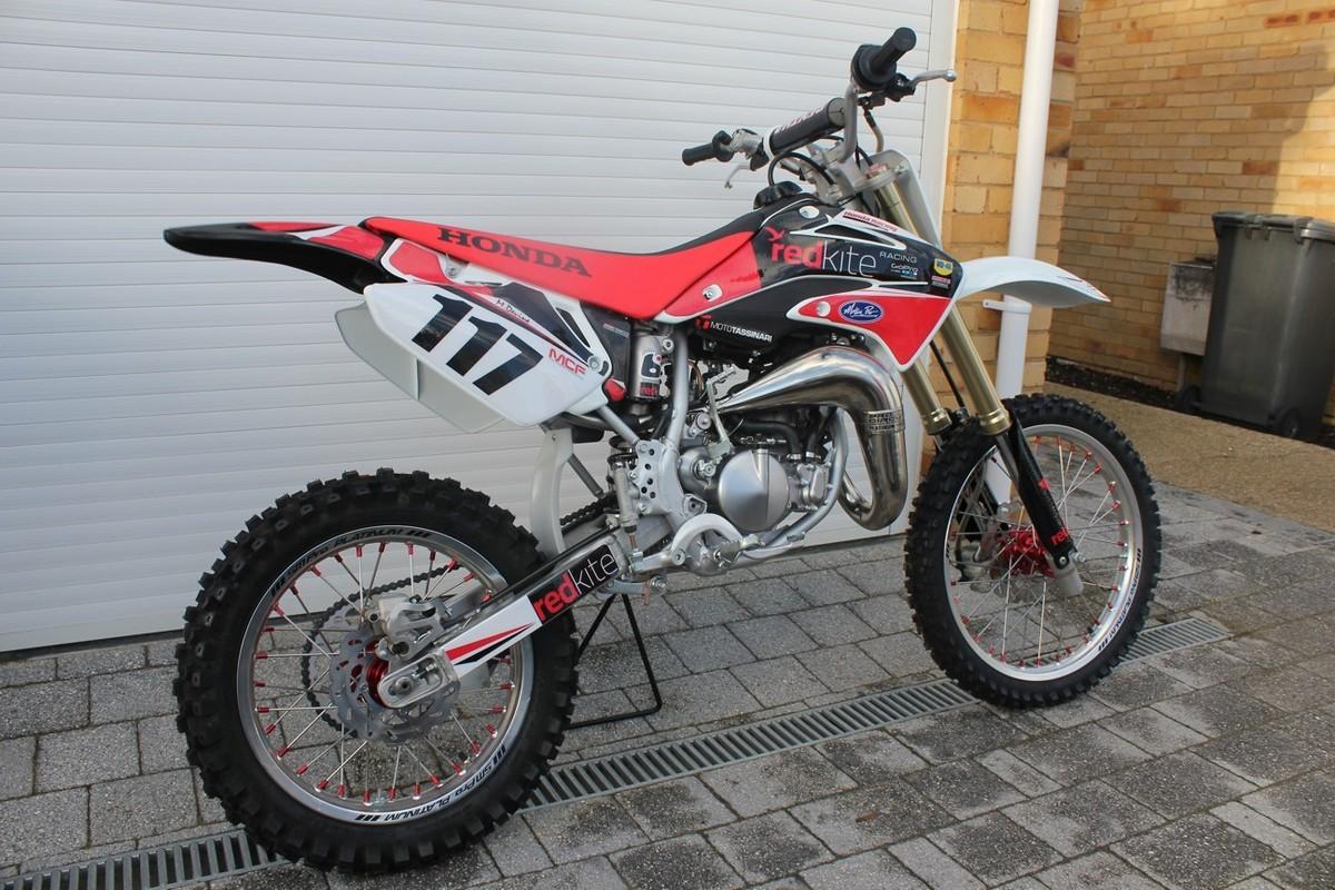 2014 honda cr 85 expert brand new moto related