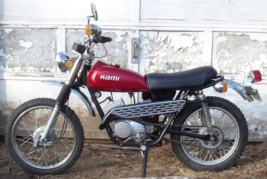 70s Kami Doing a History Need some help Old School Moto – Indian Dirt Bike Wiring Diagram