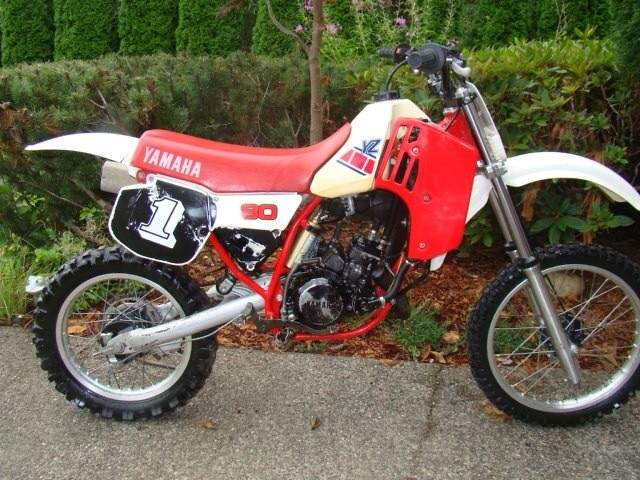 Post a pic of your 1st ever bike moto related for 1973 yamaha yz80