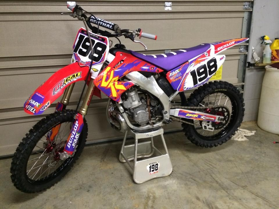 Best Place To Get Graphics MotoRelated Motocross Forums - Decal works graphics