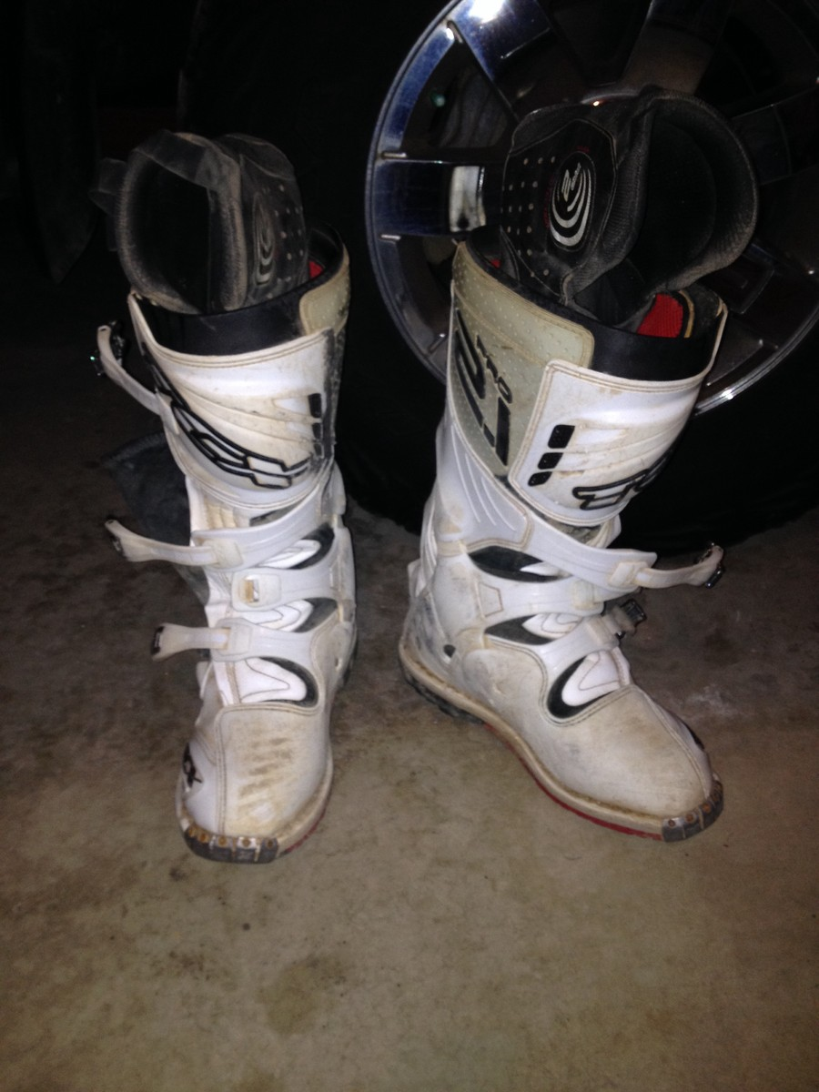 Used boots for sale? - Moto-Related - Motocross Forums / Message ...