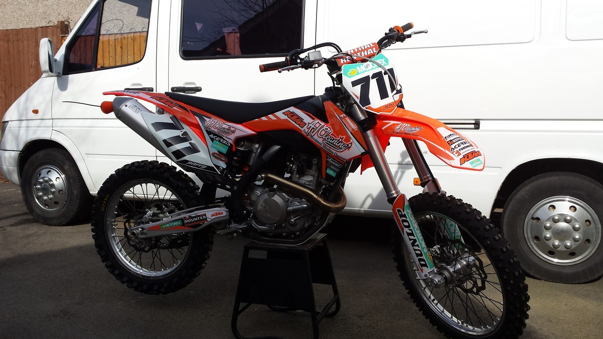 acerbis ktm flo plastic - moto-related - motocross forums