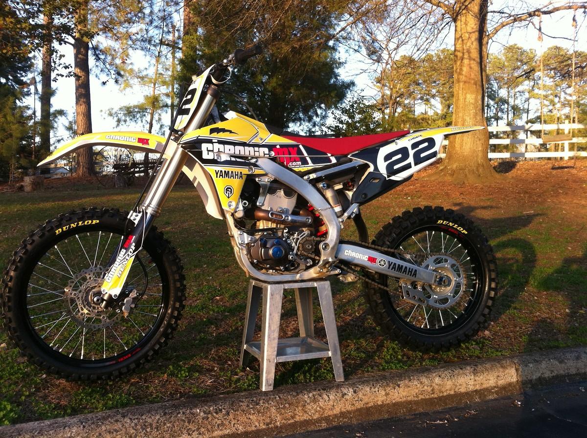 Post a picture of your bike moto related motocross for Yamaha of lumberton lumberton nc