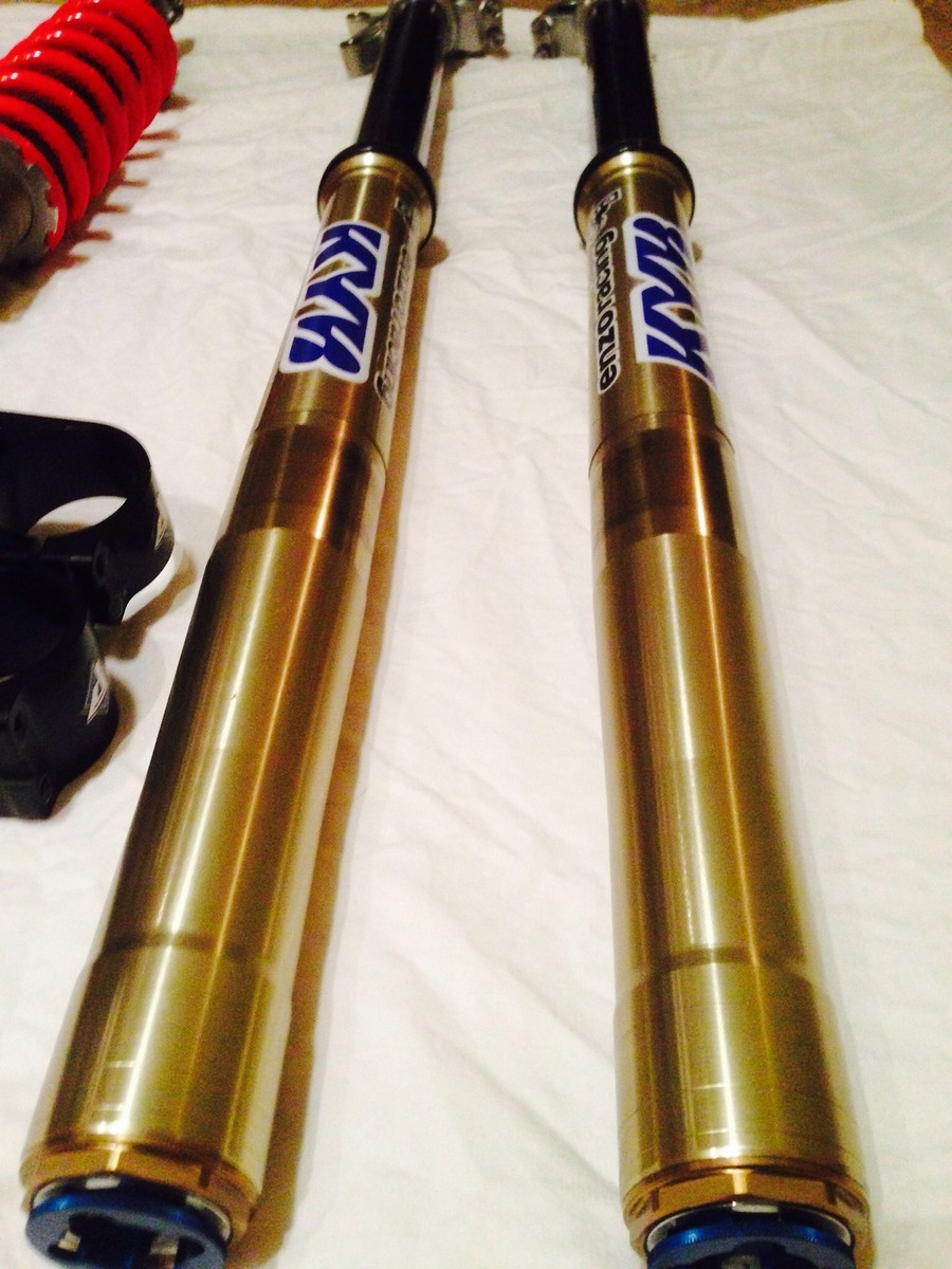 yamaha 48mm kyb forks - for sale  bazaar