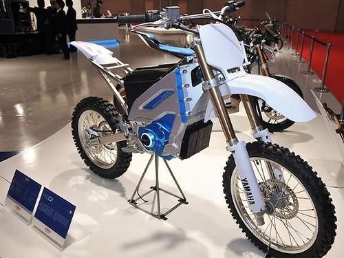 Electric mx bikes future of mx full write up moto for Electric yamaha motorcycle