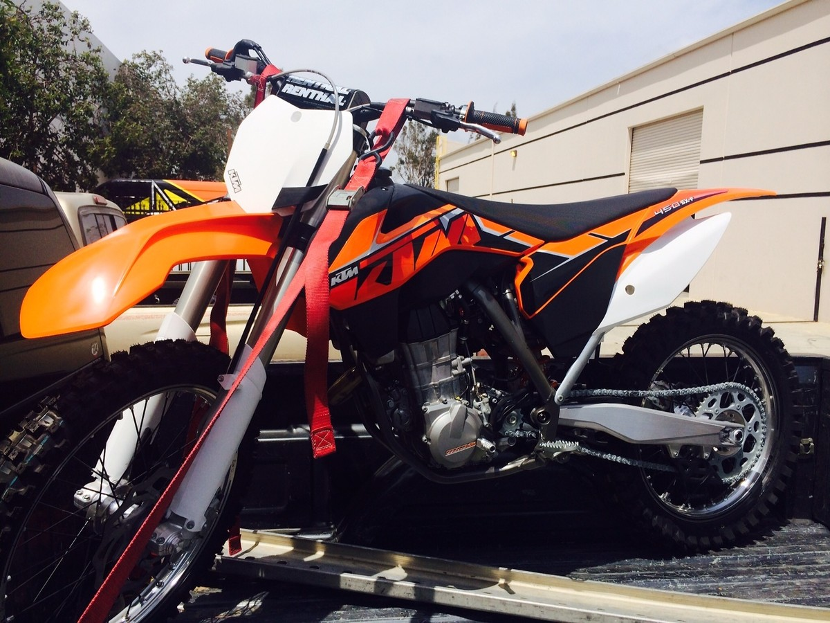 2 - 2014 ktm 450 sxf and 2 ktm 350 sxf for sale lower price - for