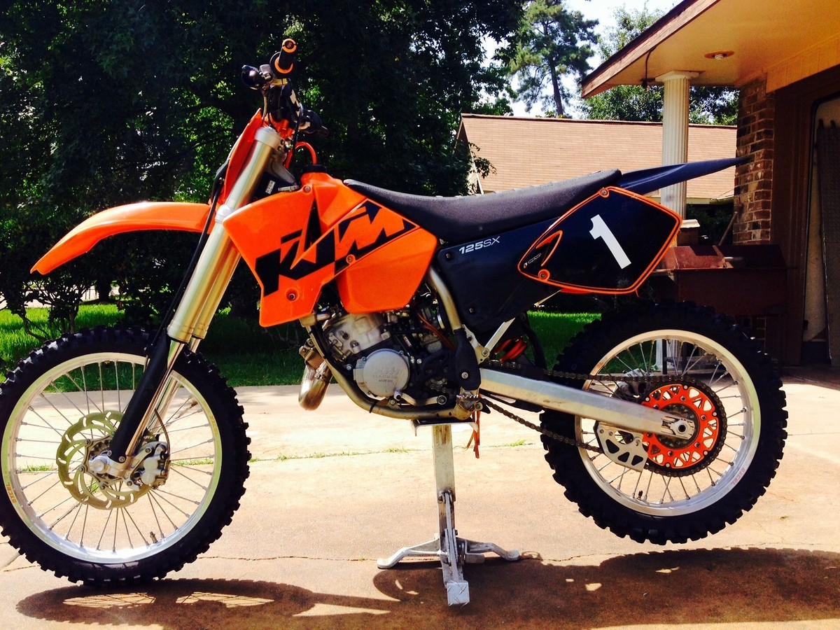 2003 KTM 125sx Build! - Moto-Related - Motocross Forums ...