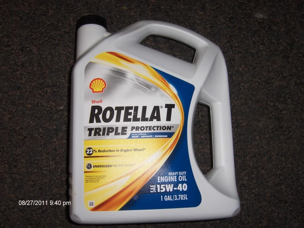 Rotella t moto related motocross forums message for Shell rotella t6 5w 40 diesel motor oil