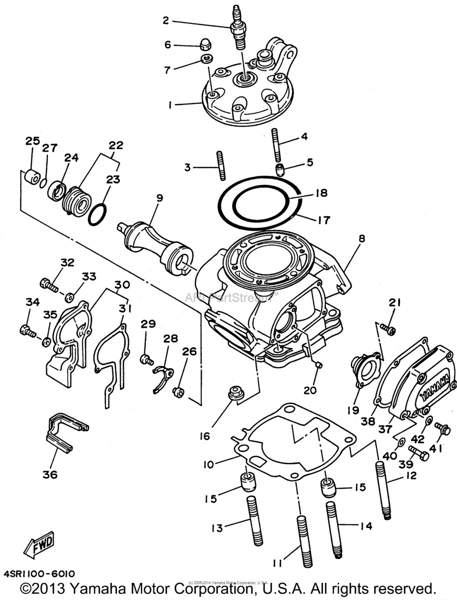 yamaha yz 250 engine diagram kawasaki kx 250 engine wiring diagram