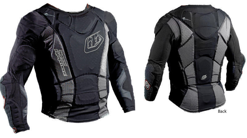 Whats The Best Under Jersey Chest Protector Moto Related