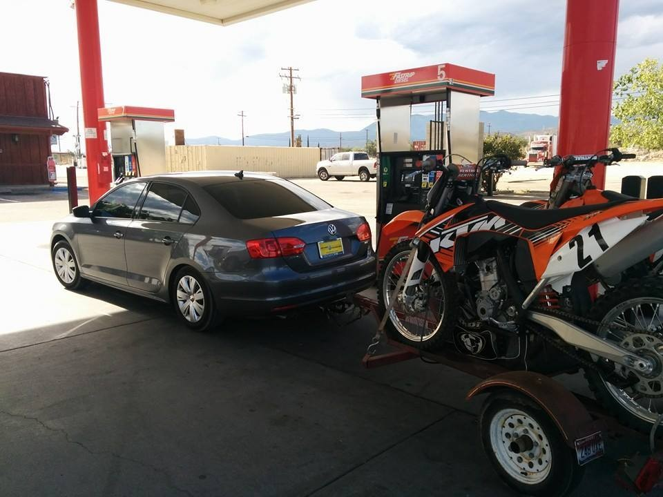 Car hauling bike? - Moto-Related - Motocross Forums / Message Boards ...