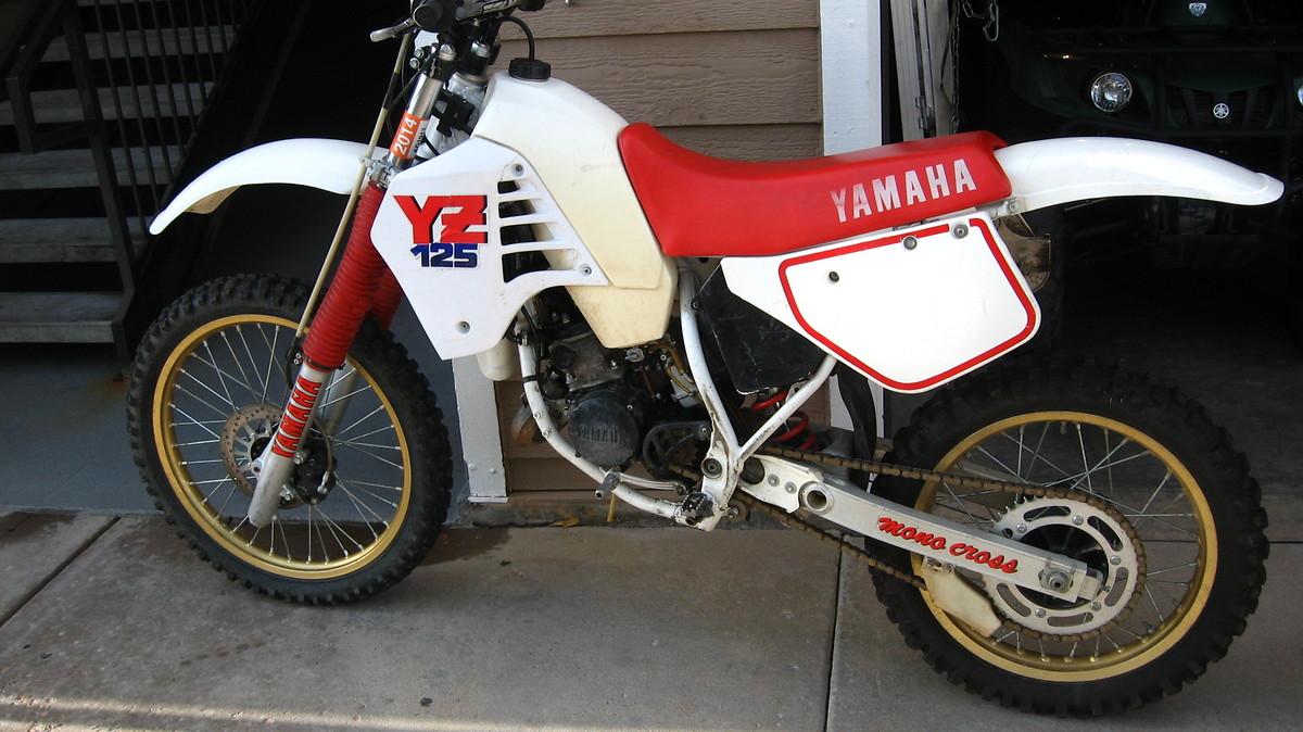 Yamaha Kx Craigslist